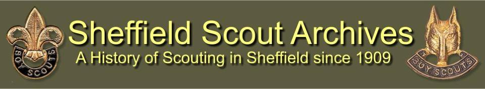 Sheffield Scout Archives